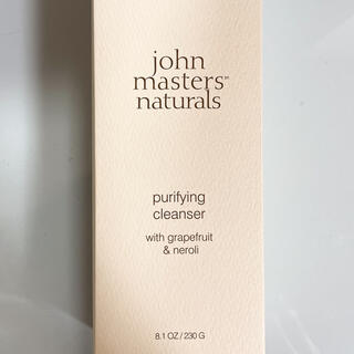 ジョンマスターオーガニック(John Masters Organics)のG&Nピュリファイングクレンザー ラージサイズ(230g)(クレンジング/メイク落とし)