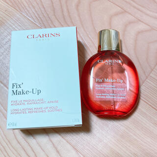 CLARINS - 新品未使用品⭐︎CLARINS Fix'Make-Up 送料込み(箱付き)