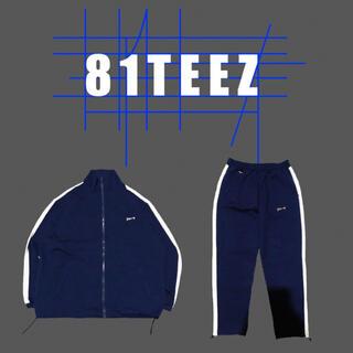 STUSSY - 81teez セットアップ