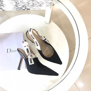 Dior - ★送料込み ☆最安値☆ Dior ディオール パンプス