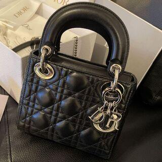 Dior - Lady Diorレディディオール ミニバッグ
