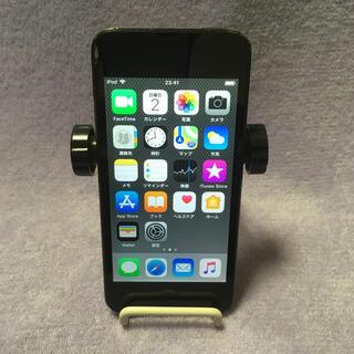 アイポッドタッチ(iPod touch)の9 iPod touch 第6世代ブラック(16GB)送料無料(ポータブルプレーヤー)