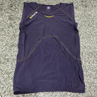 SKINS - スキンズ  メンズ ノースリーブシャツ A400