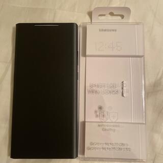 サムスン(SAMSUNG)のアングラー様専用Galaxy Note20 Ultra LEDビューカバー(Androidケース)