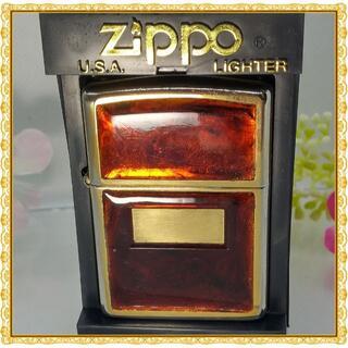 ジッポー(ZIPPO)の№552 ZIPPO ゴールデントータス ジッポー 1992年3月 C VIII(タバコグッズ)