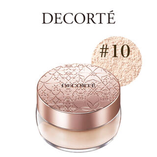 COSME DECORTE - コスメデコルテ フェイスパウダー 10