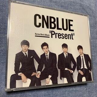 シーエヌブルー(CNBLUE)のCNBLUE ベストアルバム Present(K-POP/アジア)