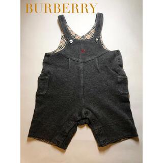 BURBERRY - バーバリー ロンパース