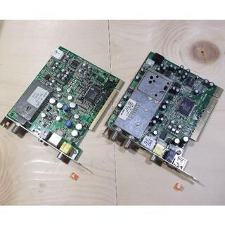 アイオーデータ(IODATA)のキャプボ「GV-BCTV3/PCI」「GV-BCTV5/PCI」動作品【送料込】(PCパーツ)