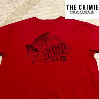 クライミー(CRIMIE)のCRIMIE s/s Tshirt(Tシャツ/カットソー(半袖/袖なし))