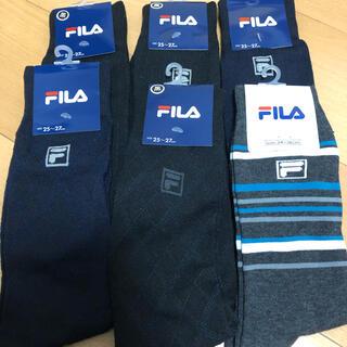 フィラ(FILA)のFILA 靴下 メンズ 6点セット(ソックス)