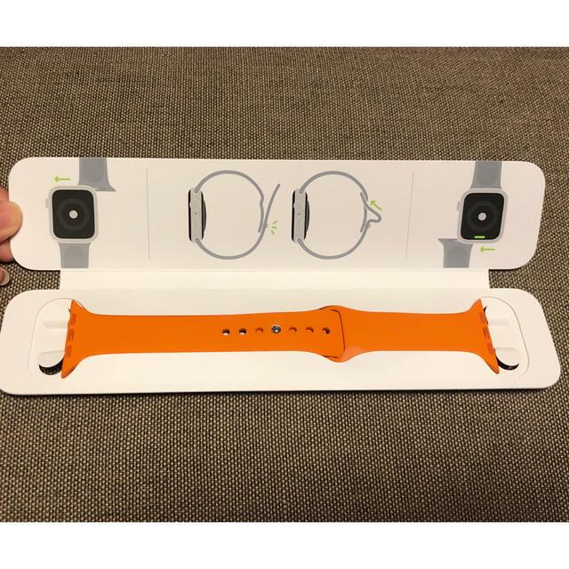 Hermes(エルメス)のApple Watch Hermèsモデル スポーツバンド 44mm メンズの時計(ラバーベルト)の商品写真