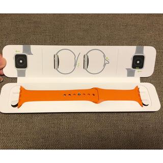 Hermes - Apple Watch Hermèsモデル スポーツバンド 44mm