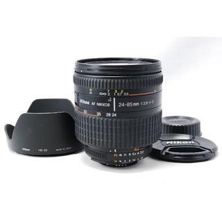 Nikon - Nikon AF NIKKOR 24-85mm F2.8-4 D IF