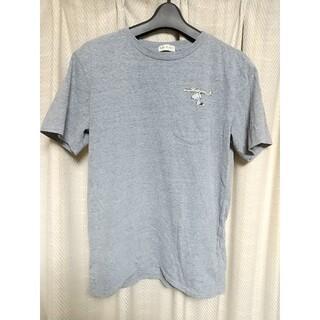 ピーナッツ(PEANUTS)のnano universe × PEANUTS スヌーピー Tシャツ Mサイズ(Tシャツ/カットソー(半袖/袖なし))