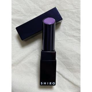 シロ(shiro)のSHIRO ジンジャーリップスティック 9I10 オペラモーブ(口紅)