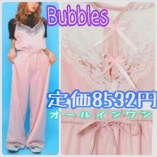バブルス(Bubbles)のBubbles バブルス ランジェリーオールインワン(オールインワン)
