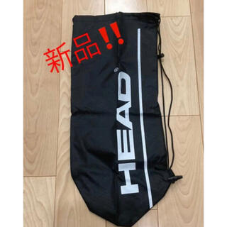 ヘッド(HEAD)の最終値下げ!!新品!!ヘッドラケットケース ブラック(その他)