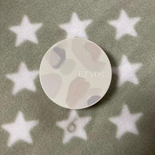 エトヴォス(ETVOS)の*エトヴォス クリスマスコフレ ミネラルモイストシルキーベール(フェイスパウダー)