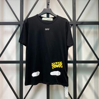 off-white  tee tシャツ(Tシャツ/カットソー(半袖/袖なし))