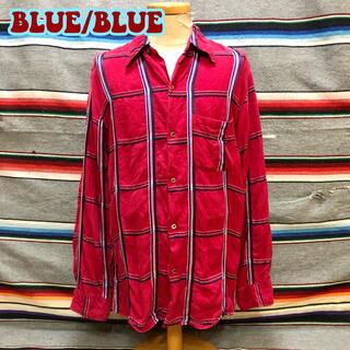 ブルーブルー(BLUE BLUE)のBLUE/BLUE シャツ(シャツ)