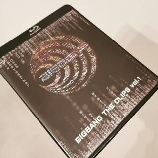 ビッグバン(BIGBANG)のBIGBANG THE CLIPS VOL.1 Blu-ray(ミュージック)