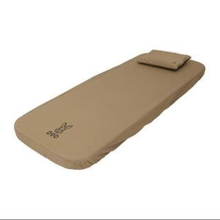 DOD CM1-649-TN タン ソトネノキワミ S キャンプマット(寝袋/寝具)