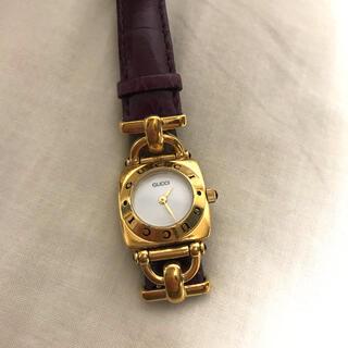 Gucci - vintage GUCCI 腕時計