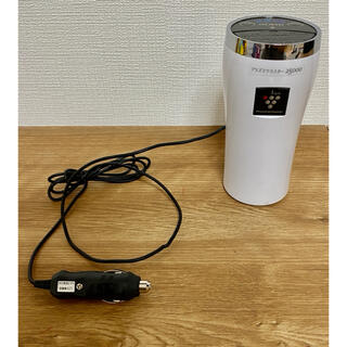 シャープ(SHARP)のSHARP  PCDNZ-WM2 車内用空気清浄機(車内アクセサリ)