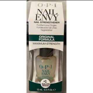 オーピーアイ(OPI)の箱あり OPI ネイルエンビー  オリジナル nail envy 新品未使用(ネイルトップコート/ベースコート)