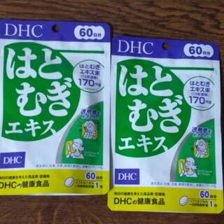 DHC - DHC はとむぎエキス 60日分×2