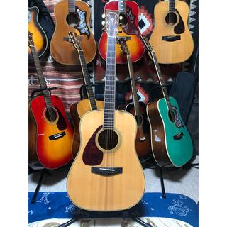 ヤマハ(ヤマハ)の極美品❣️廃盤❣️レフティー単板トップYAMAHA  FG-DW8L良質❣️良音(アコースティックギター)