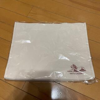 ミツコシ(三越)の三越オリジナルトートバッグ(ノベルティグッズ)