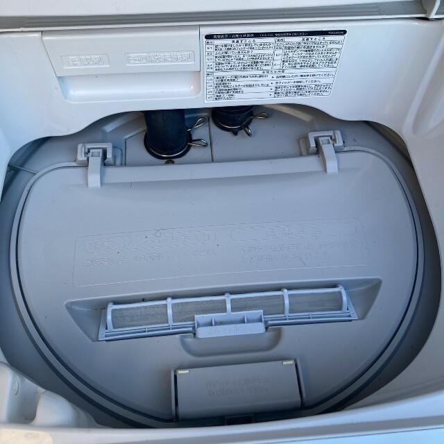SHARP(シャープ)の528☆送料設置無料☆ SHARP 乾燥機付洗濯機  スマホ/家電/カメラの生活家電(洗濯機)の商品写真