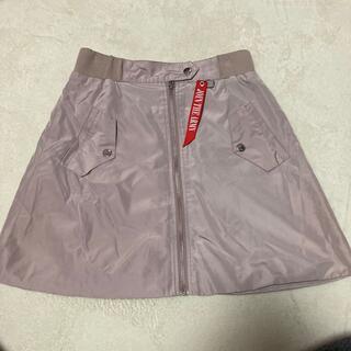 ジュエティ(jouetie)のMA-1風スカート(ミニスカート)
