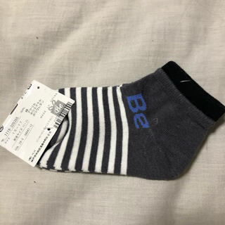 ベベ(BeBe)の新品未使用 BeBe べべ 靴下 サイズ15〜17 (靴下/タイツ)