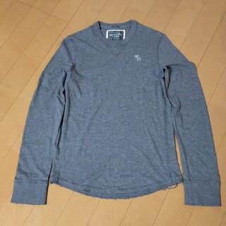 アバクロンビーアンドフィッチ(Abercrombie&Fitch)のアバクロ Abacrombie & Fitch シャツ メンズ M(Tシャツ/カットソー(七分/長袖))