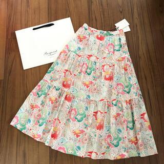 ボンポワン(Bonpoint)のボンポワン 新品スカート 34(ロングスカート)