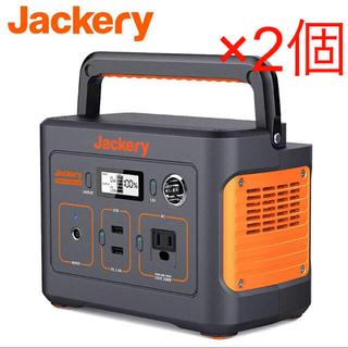 Jackeryポータブル電源 400(防災関連グッズ)