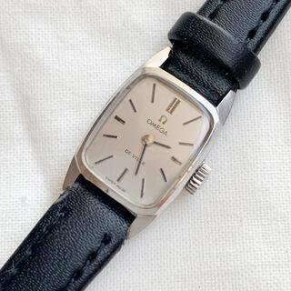 オメガ(OMEGA)の【稼働品】オメガ デビル レディースウォッチ(腕時計)