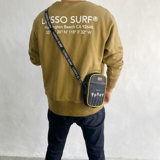 ロンハーマン(Ron Herman)の春のストリート系 LUSSO SURF ショルダーバッグ RVCA(ショルダーバッグ)