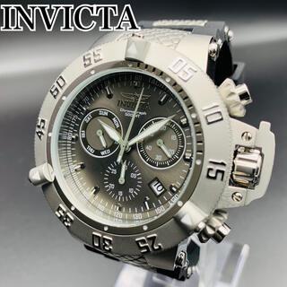 インビクタ(INVICTA)の定価20万【新品】インビクタ サブアクア ノマ3 腕時計 クォーツ メンズ(腕時計(アナログ))