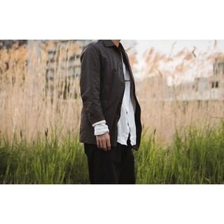 Paul Harnden - 【最終値下げ!】Paul harnden Mac coat