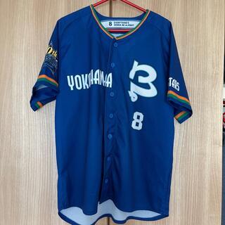 横浜DeNAベイスターズ - 横浜DeNAベイスターズ ユニフォーム 70周年 神里和毅選手