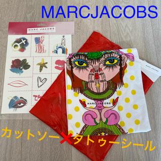 マークジェイコブス(MARC JACOBS)の新品 MARCJACOBS マークジェイコブス コラボおまけ付き タトゥーシール(Tシャツ/カットソー(半袖/袖なし))