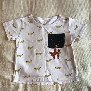 Design Tshirts Store graniph - 【graniph】Tシャツ 90cm おさるのジョージ