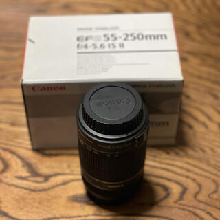 キヤノン(Canon)のCanon EF55-250mm f/4-5.6 IS II(レンズ(ズーム))