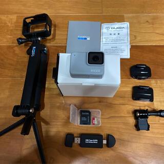 ゴープロ(GoPro)のGo Pro Hero7 WHITE(コンパクトデジタルカメラ)