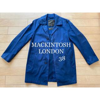 マッキントッシュ(MACKINTOSH)の【正規店購入】マッキントッシュ MACHINTOSH ステンカラーコート 38(ステンカラーコート)