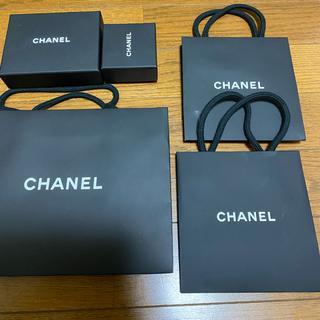 シャネル(CHANEL)のCHANEL 箱 専用(カード/レター/ラッピング)